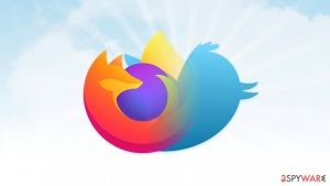Twitter privacy issues: Firefox cached files sent through DMs