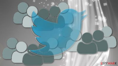 An incident in Twitter impacted users' identity