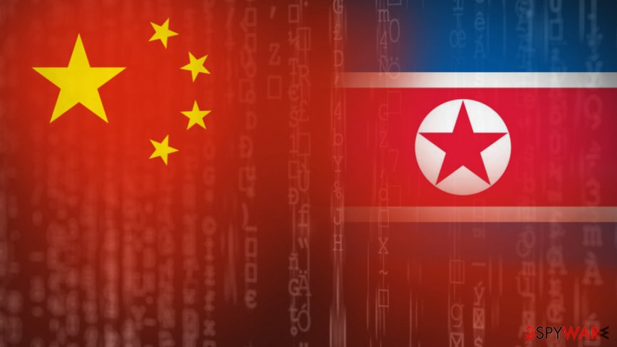 Chinese men charged for helping North Korean hackers make almost $300 million