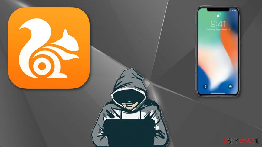 UC Browser could be exploited