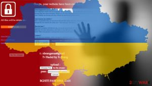 Ukraine's Energy Ministry website is hacked by Bitcoin ransomware