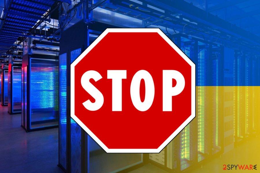 M.E.Doc servers are finally terminated