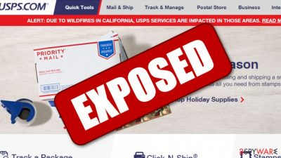 Millions of USPS users' data leaked due to a security vulnerability