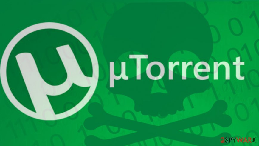 uTorrent vulnerability allows hackers to steal downloaded data