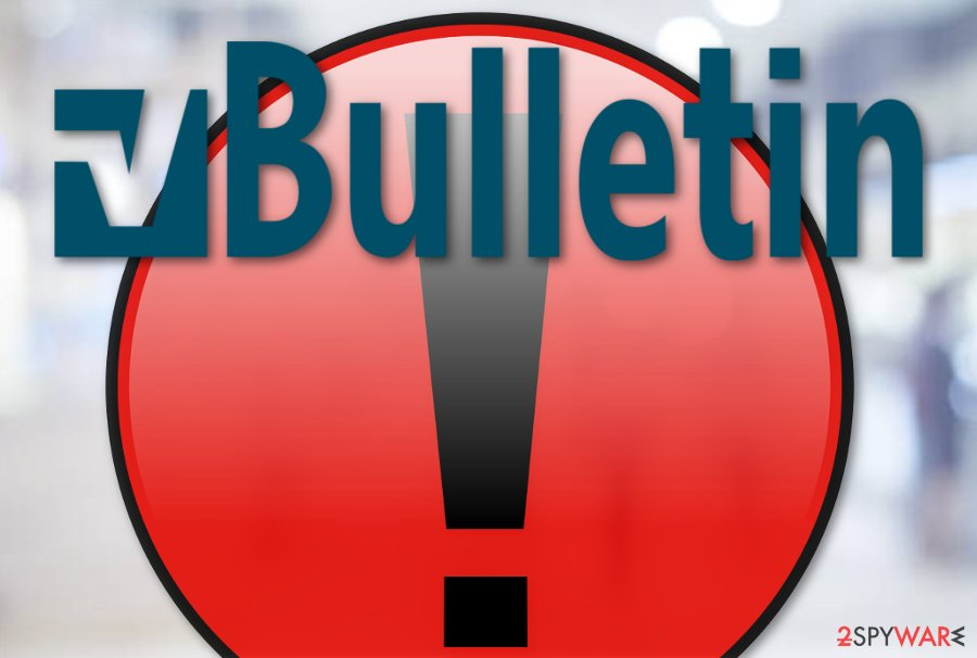 vBulletin versions from 5.0.0 to 5.5.4 affected by a zero-day flaw