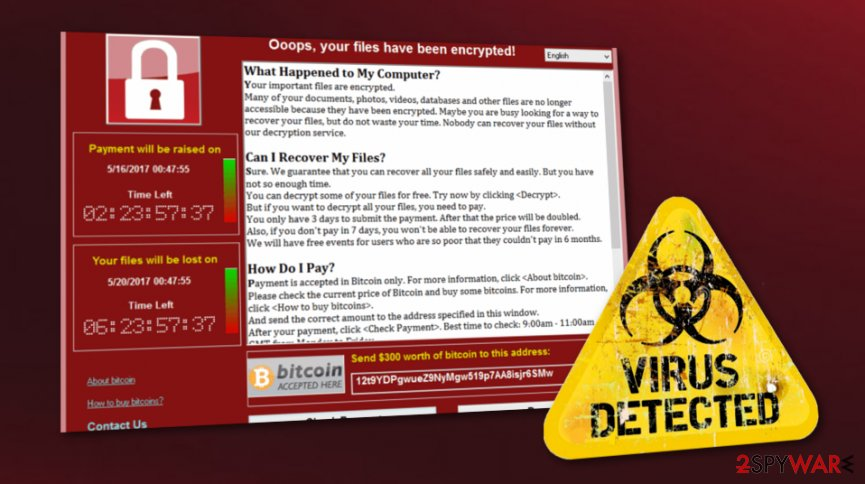 WannaCry attacking numerous users in Q3 2018