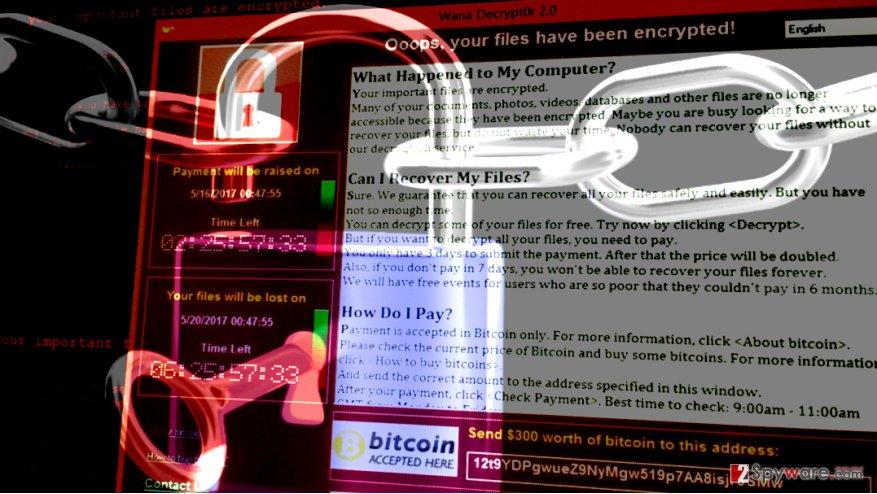WannaCry decryption tool is now available