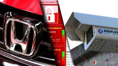 WannaCry hits Honda, RedFlex
