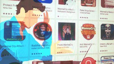 WannaCry-themed scams