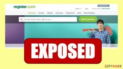 Web.com and its affiliates' data breach