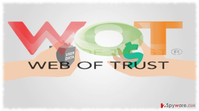 Web of Trust failed to retain users' trust