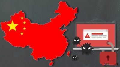WeChat ransomware attacks China