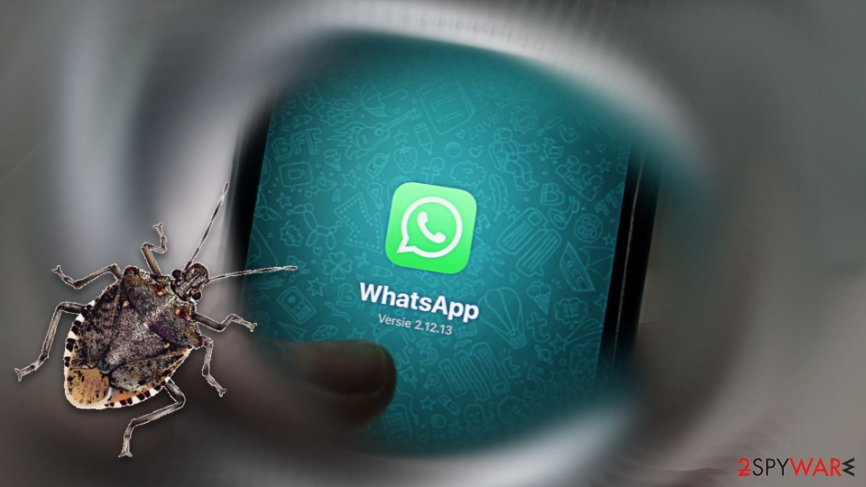 WhatsApp patches the security bug