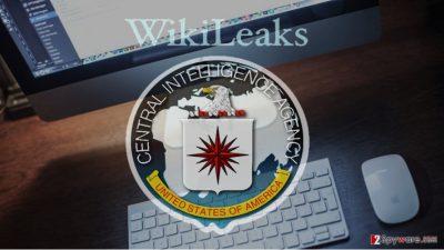 Wikileaks release Apple vulnerabilities report