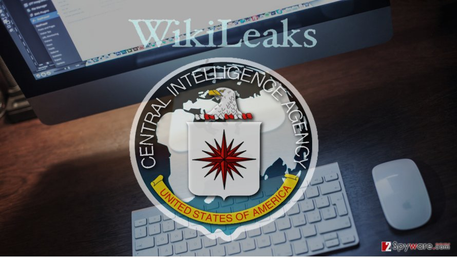 Wikileaks release Apple vulnerabilities report