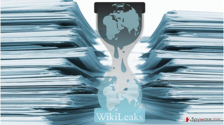Wikileaks CIA Leak