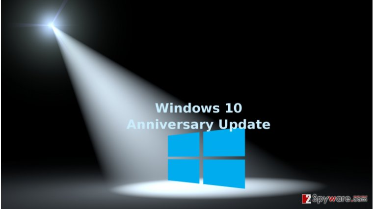Windows 10 Anniversary Update is on its way to your computer