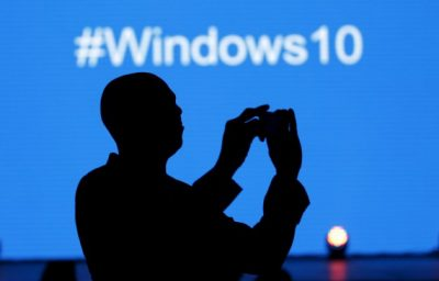 Beware of the first ransomware pretending to be Windows 10 Upgrade