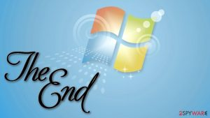 After more than 10 years, Microsoft stops supporting Windows 7