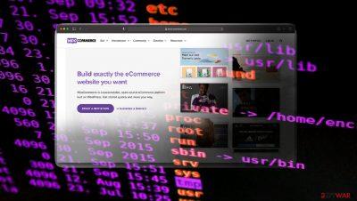 Woocommerce mandates security update