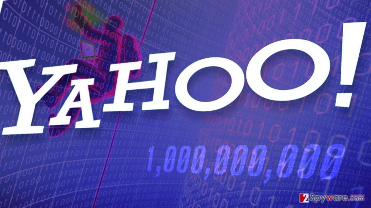 Yahoo hacked: 1 billion accounts stolen