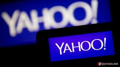 Image of Yahoo logo