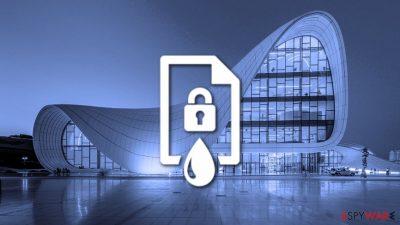 Zaha Hadid ransomware attack