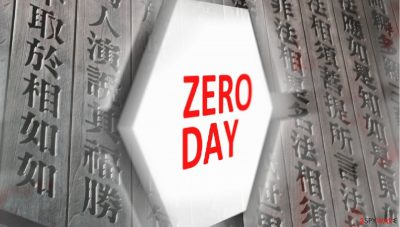 SolarWinds discovered zero-day flaw