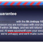 Mr Antispy snapshot