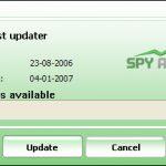 Spy Analyst snapshot