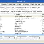 WinPatrol snapshot