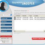 Spyware Snooper snapshot