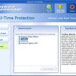 Spyware Terminator snapshot