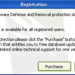 SecureMYpc Spyware Defense and Removal snapshot