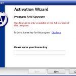 Anonymizer Anti Spyware snapshot