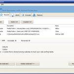 INAC Anti Spyware snapshot