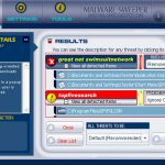 Malware Sweeper snapshot
