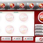 Spy iBlock snapshot