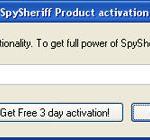 Spy Sheriff snapshot