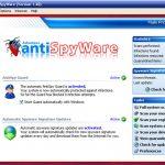 Ashampoo AntiSpyWare snapshot