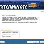 PC Pitstop Exterminate snapshot