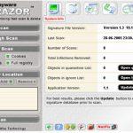 Spyware Razor snapshot