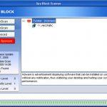 Spy Block snapshot