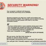 Spyware Stop snapshot