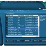 BPS Spyware and Adware Remove snapshot