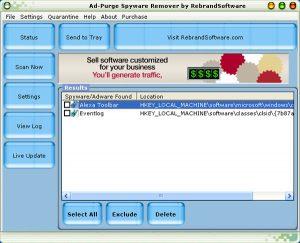 Ad Purge Spyware Remover