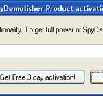 SpyDemolisher snapshot