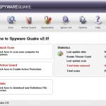 Spyware Quake snapshot