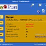 Easy Erase Spyware Remover snapshot
