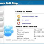 Spyware Soft Stop snapshot